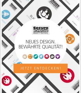 Neues Design von Secura